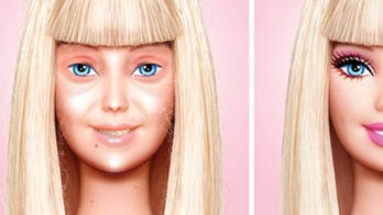 Women Rally Behind Makeup-Free Barbie Created By Mexican Graphic Artist