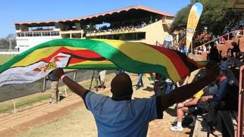 US paying $475G toward border wall -- in Zimbabwe: report