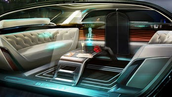 Bentley's idea of future luxury includes holographic butler