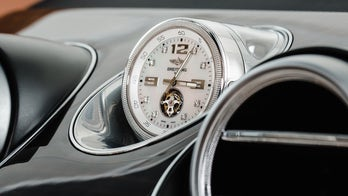 Has the world gone mad? The $215,000 extra for a clock in the new Bentley Bentayga SUV