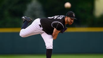 Colorado Rockies pitcher Chad Bettis reveals cancer diagnosis