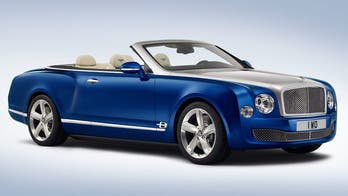 Bentley Grand Convertible is exactly what it sounds like