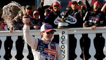 NASCAR'S Ryan Blaney is racing toward history