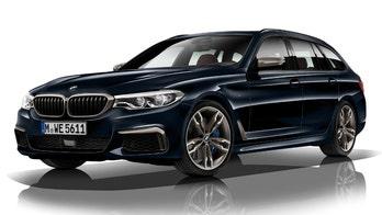 BMW M550d arrives with quad-turbocharged diesel