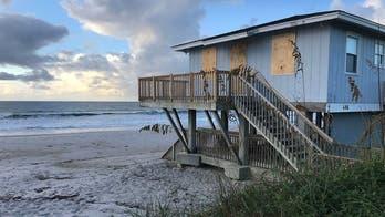 As Hurricane Florence barrels toward US, 'worst case scenario' simulation of Category 4 storm shows catastrophic devastation