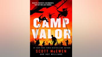 'Camp Valor' by Scott McEwen
