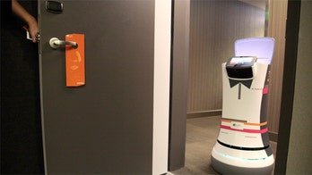 Will the future of hotel robots be as shiny as R2-D2?