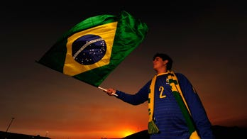 Brazil Fever High from East Coast to West Coast