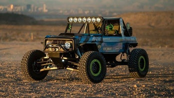 New Ford Bronco built to be King of the Hammers