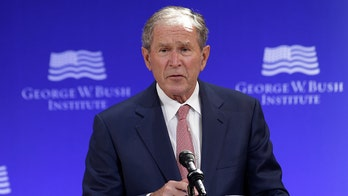 Bush warns Biden withdrawal from Afghanistan risks harming women, girls by empowering 'brutal' Taliban
