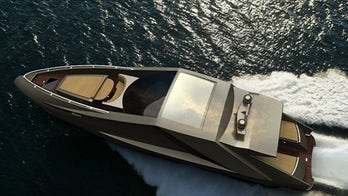 More Than a Boat: The Mauro Lecci Lamborghini Yacht