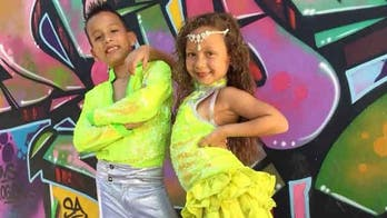 Meet the pint-size, salsa-dancing kids who are killing it in worldwide competitions