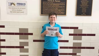 Texas teen with autism receives perfect score on standardized math test