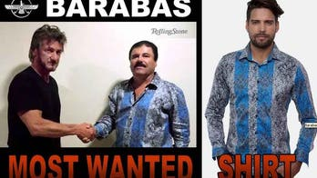 'El Chapo' blue shirt becomes a fashion sensation, sales skyrocket in L.A. shop