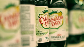 Canada Dry sued over 'real ginger' claims by mom who expected more ginger in ginger ale