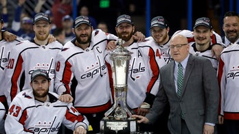 Washington Capitals eliminate Tampa Bay, will play Vegas in Stanley Cup Final