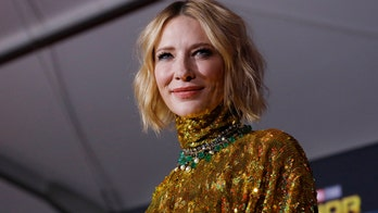 Cate Blanchett suffers head injury during chainsaw accident while in lockdown
