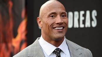 Dwayne 'The Rock' Johnson pokes fun at Kevin Hart in Election Day message