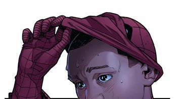 A Look at the Man Behind the New Biracial Spiderman