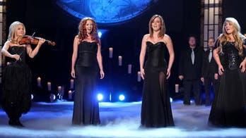 Celtic Woman sing Dublin's praises