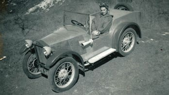 The search is on for the first Lotus sports car, lost 68 years ago