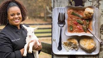 Chef combines French cuisine, Southern fare in unique cookbook