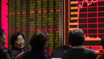 GOP candidates blast China policies amid stock market chaos