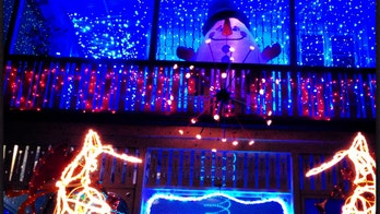 Casa Latina: Sharing the Holidays with Christmas Lights
