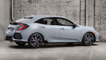 2017 Honda Civic Hatchback first look