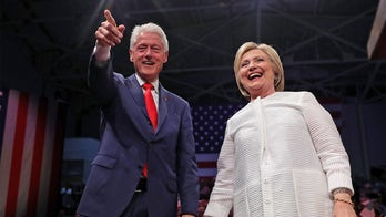 Bill and Hillary hit the road – To the White House?