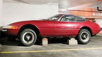 'Condo find Ferrari' heading to auction