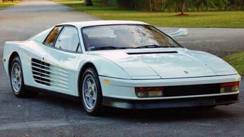 'Miami Vice' Ferrari Testarossa listed on Ebay for $1.75 milion