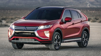 The 2018 Mitsubishi Eclipse Cross proves times have changed