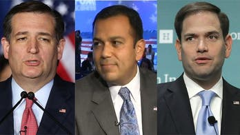 Absent so far, Hispanic politicians take spotlight at GOP convention