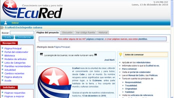 Cuba Launches Its Own Version of Wikipedia
