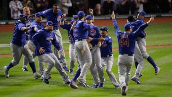 Chicago Cubs win the World Series (all you need is baseball)