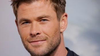 Chris Hemsworth picks up an American musician hitchhiking in Australia