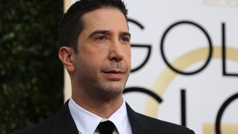 David Schwimmer dodges 'Friends' reunion questions, jokes co-star Matthew Perry is pregnant