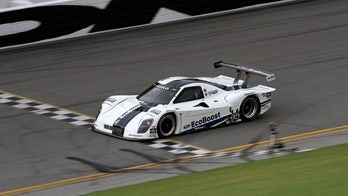 Ford Racing EcoBoost prototype sets new Daytona speed record: 222.971 mph
