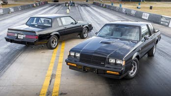 Twin 1987 Buick Grand National muscle cars sold for over $200G