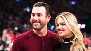 Kate Upton, Justin Verlander celebrate her 27th birthday with sunflower display