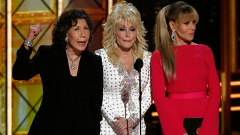 Lily Tomlin jokes that she doubts she'll live to see '9 to 5' sequel with Dolly Parton