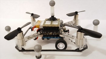 MIT develops drones that  can drive and fly