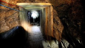 DEA Finds New Drug Tunnel From Arizona to Mexico
