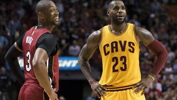 James and Wade 2.0: Sons of LeBron James, Dwyane Wade set to play high school basketball together