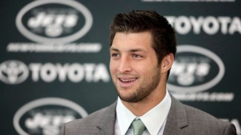 Tim Tebow signing with Jaguars would 'eviscerate Urban Meyer's credibility,' ex-Jets GM says