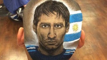 Want Messi Hair? This Texas Barber Can Put Your Favorite Player On Your Dome