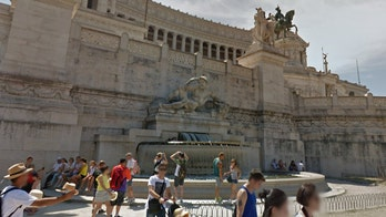 Italian tourists skinny-dipping in ancient Roman fountain spark outrage: 'Italy is not their home bathroom'