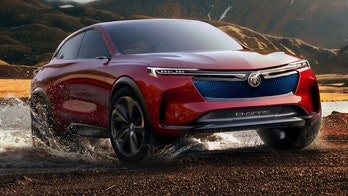 Buick Enspire electric SUV concept bows