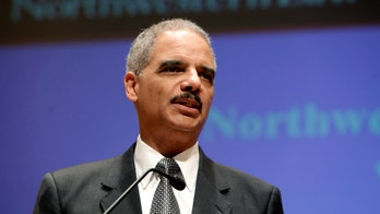 RNC Chairwoman Ronna McDaniel: Eric Holder's call to 'kick' Republicans must not become the left's new normal